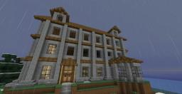 Grudge Mansion *Halloween Special* Minecraft Map & Project