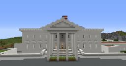 White House in Minecraft Minecraft Map & Project