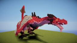 Fire Dragon [Pop Reel] Minecraft Map & Project