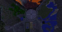 Hunger Games Stadium Minecraft Map & Project