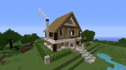Empty House Minecraft Project