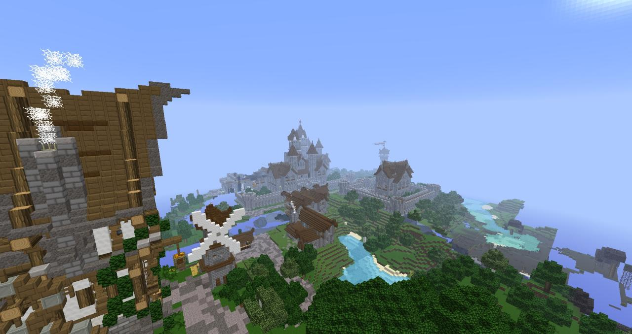 how to make a civilization in minecraft