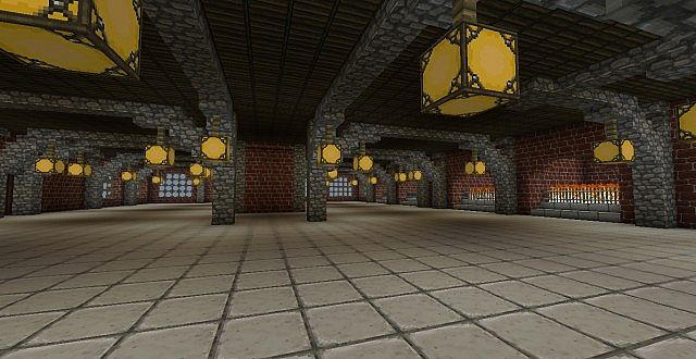 Large Dirt Factory Minecraft Project