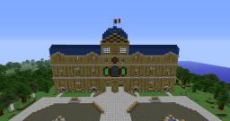 The Louvre Minecraft Project