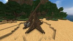 Medieval Trebuchet [ schematic] Minecraft Map & Project