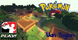 Pokémon - Pixelmon Adventure Map - Uan Region (Download) Minecraft Map & Project