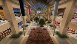 Minecraft mall Minecraft Project