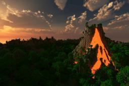 [Custom Map] Rena Isle Minecraft Map & Project