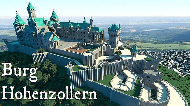 Castle Hohenzollern A German Gothic Revival