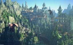 Thalvon - Land of Kings Minecraft Project