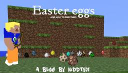 Minecraft easter eggs: When to spot them. Minecraft Blog Post