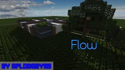 Flow (Modern House) Minecraft Map & Project