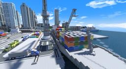 WestBay Shipping Co. ||BayView|| Minecraft