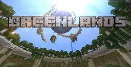 Greenlands -MINIGAMES- -Surivval- -Creative- -HungerGames- Minecraft Server