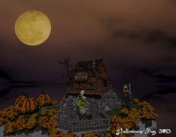 [Special]2013 Halloween Day Minecraft Project