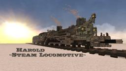 ~Harold Steam locomotive~ Minecraft Project