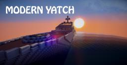 Yatch Minecraft Map & Project