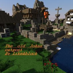 castle,island outpost Minecraft Map & Project