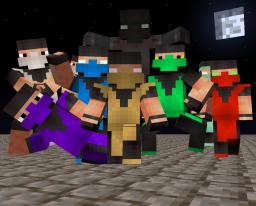 Mortal Kombat - Skin Pack Minecraft Blog