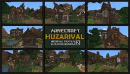 Medieval Fantasy Building Pack 2 - Minecraft: Huzarival Minecraft