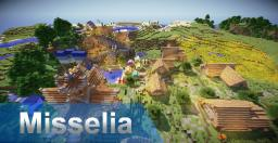 Misselia Spawn Village Minecraft Map & Project