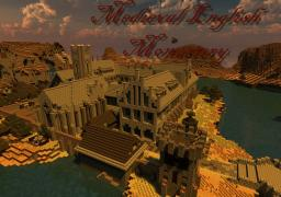 Medieval English Monastery    Download Minecraft Map & Project