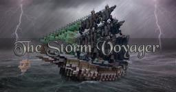 The Storm Voyager Minecraft Map & Project
