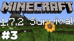 Minecraft 1.7.1/1.7.2 Survival Minecraft Blog
