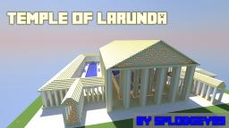 Roman / Greek temple Minecraft Map & Project