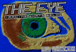The eye island, imagine whats below! Minecraft Map & Project