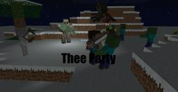 Thee Party Minecraft Map & Project