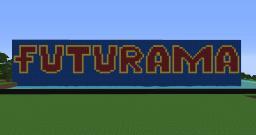 Futurama World Minecraft Map & Project