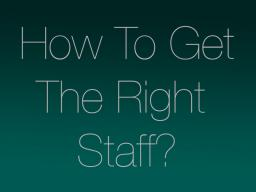 How To Get The Right Staff? Minecraft Blog
