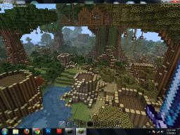 The Forest of Worldtree Minecraft Project