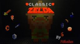 Classic Zelda Minecraft