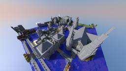 Huge Castle X Timelapse Minecraft Project