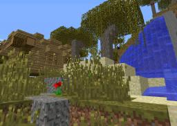 Savanna Falls Minecraft Map & Project