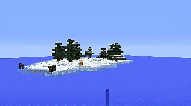 Ice Island, Ilha de Gelo