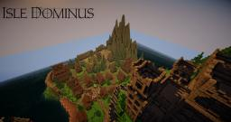Isle Dominus Minecraft Map & Project