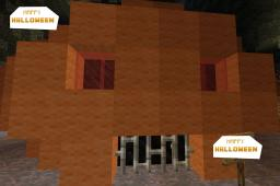 Halloween Town Minecraft Map & Project