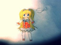 SeeU + Minecraft?  ~Art blog~ ♥ⓑⓞⓑⓒⓐⓣ♥ Minecraft Blog