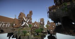 NorwegianCrazyBoy Builds:: Industrieux: the steampunk city Minecraft