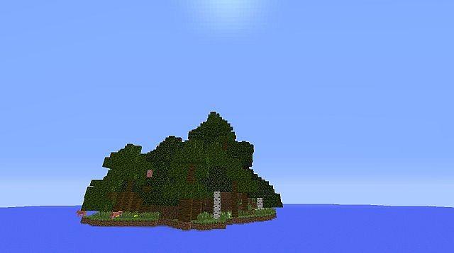 Florest Island, Ilha Florestal