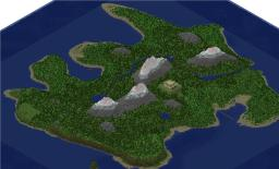 Yu-Gi-Oh! - Duelist Kingdom Tournament Island Minecraft Map & Project