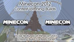 Minecon 2012 Build Contest Winning Entries Minecraft Map & Project