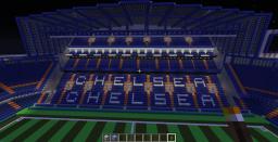 Stamford Bridge :: Megabuild :: Home of Chelsea FC Minecraft