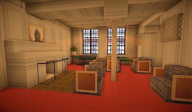 Titanic Fake Interiors Minecraft Blog