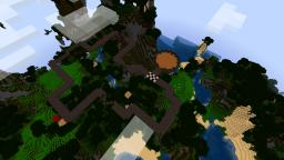 Horse Racing! 1.7.2! Minecraft Map & Project