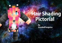 。◕‿◕。 Hair Shading: A Simple Pictorial 。◕‿◕。