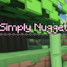 Simply Nugget [16x] [1.16.+] | Resource Pack Minecraft Texture Pack